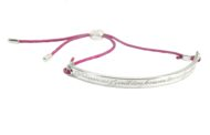FB_Bracelet MESSAGE argent_lilas_rose