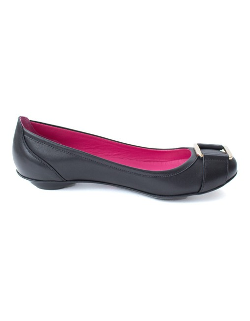 FB_Chaussures CHARLEY BUCKLE Black 2