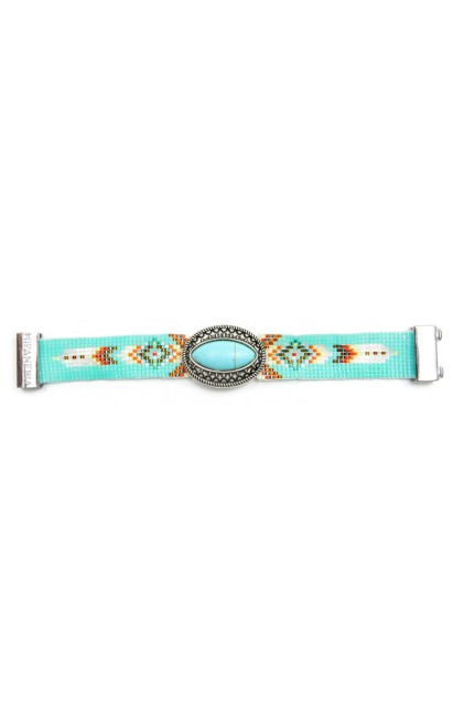FB_Bracelet Hipanema NEONBLUE 2