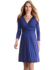 FB_Robe JOLENE 3:4 Dark Blue