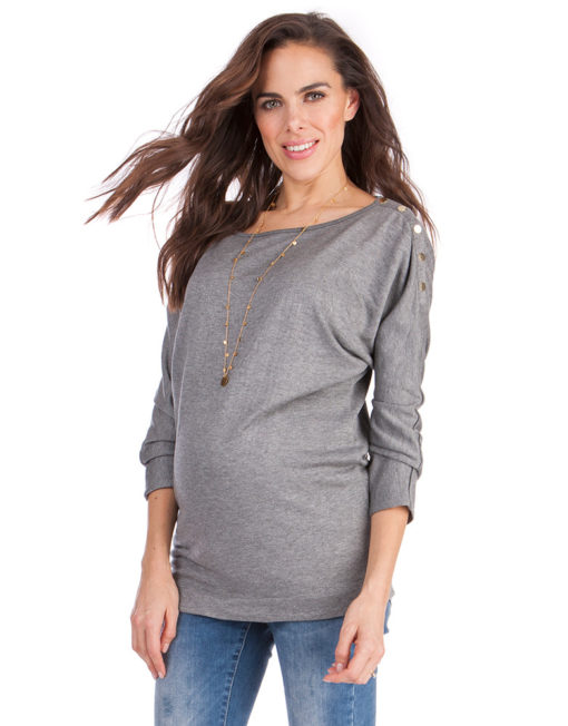 FB_Pull WILMA Gris